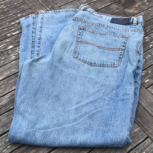 c07c6783 Tommy Bahama Jeans | Indigo Palms Classic Fit 42 32 | Poshmark